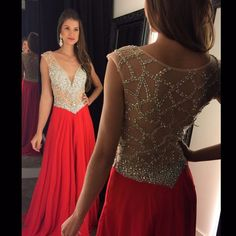 Cheap beaded silk dress, Buy Quality dresses sportswear directly from China beaded crinkle chiffon dress Suppliers: Fashion sexy pom dresses with high  neck appliques lace two piece color beaded women pageant gown for party vestidos lar