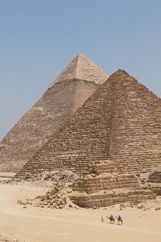 .Always wanted to see the pyramids