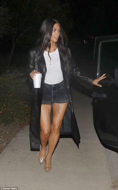 Kim Kardashian 07/07/17