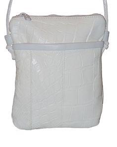 Designer Alligator Handbag