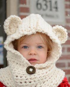 little bear cowl