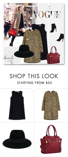 """fhjgjy"" by horan-69 on Polyvore featuring мода, Chloé, Jil Sander, Lanvin, Maison Michel и River Island"