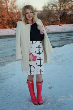 Fashion Flirtation: Pink Obsessed
