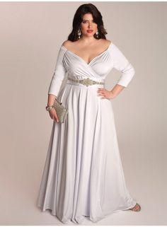 03beb2f1511 52 Best Plus Size Wedding Guest Dresses images