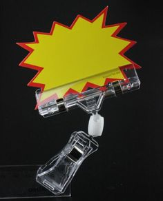 Furniture Energetic Sea Food Card Spike Adjustable Plastic Pricing Needle Label Sign Card Ratchet Price Tag Holder Cake Deli Ticket Pin Ice Spear