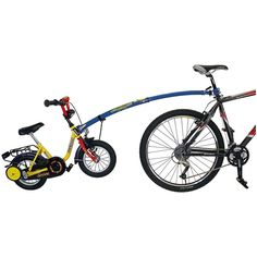 Trail Gator Two Bar Towable Bike Trailer Child Kids Bicycle Trailgator Blue Part #TrailGator