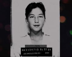 Check Out Cher's Mug Shot From When She Was Only 13 Years Old