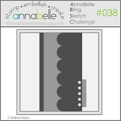 Annabelle Stamps Blog: ABSC038