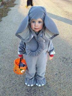 Adorable Elephant Costume