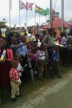 Port Harcourt, NIGERIA:  August 2014