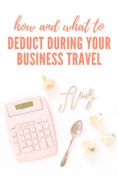 Can I deduct clothing for a conference? How about travel, ride sharing, meals, entertainment, tips, or dry cleaning? I answer all of these questions here.