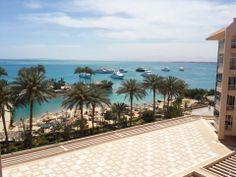 Hurghada ve městě Egypt