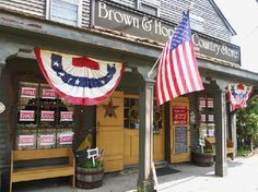 Brown and Hopkins Country Store: Since 1809!
