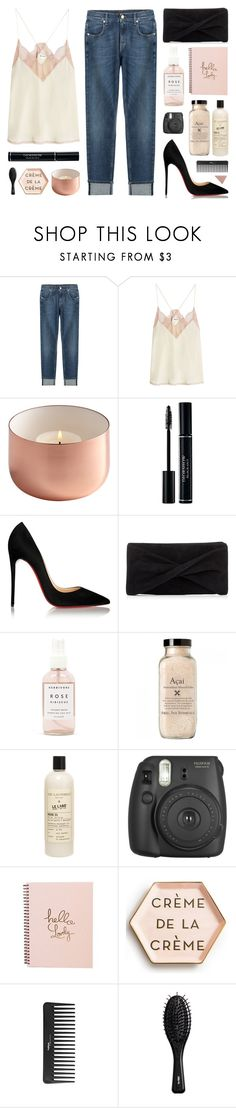 """""""//City of stars, are you shining just for me?//"""" by the-key-to-my-heart ❤ liked on Polyvore featuring 7 For All Mankind, Zadig & Voltaire, Christian Louboutin, Reiss, Herbivore, The Laundress, Fujifilm, Rosanna, Sephora Collection and H&M"""