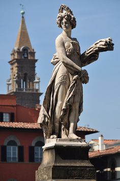 Ponte Santa Trinita,,firenze, province of Florence Tuscany