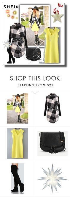 """Shein 3"" by zerina913 ❤ liked on Polyvore featuring shein"