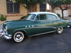 '52 Buick Special