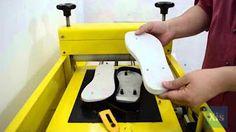 Máquina de Fazer Chinelos Pequenas Empresas Grandes Negócios PEGN - YouTube