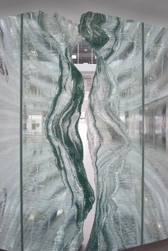 Danny Lane 2 of One 2013 Abstract Sculpture, Sculpture Art, Artistic Installation, Wow Art, Light Art, Glass Design, Art World, Deco, Glass Art