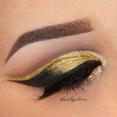 Beauty Palmira: Gold Cutcrease & Liquid Gold