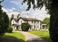Gregory Phillips, Victorian home, contemporary rennovations Coach House, Indoor Swimming Pools, English Countryside, How To Level Ground, Victorian Homes, Detached House, Family Room, Studios, Cabin