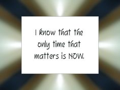 Daily Affirmation for April 19, 2014
