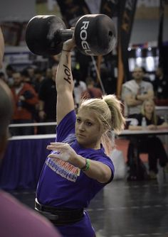 Alisha Ciolek Worlds Strongest Lightweight Strongwoman