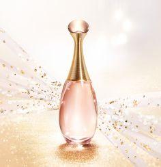 J'adore Lumiere Eau de Toilette Christian Dior perfume - a new fragrance for women 2016