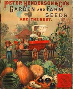 Green and Chewy: Vintage Garden Catalogs