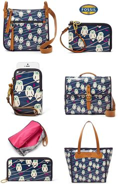 My Owl Barn: Fossil: New Bag Collection