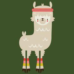 Workout Alpaca- how cute!!
