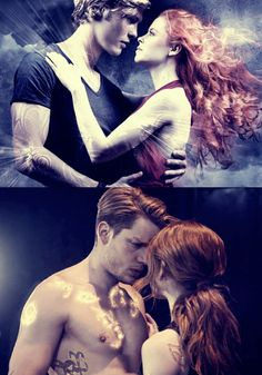 """""""I don't want anything else in the world."""" - Clace - Clary and Jace"""
