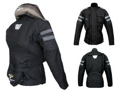 Stay Safe In Any Situation With The Airbag Motorcycle Jackets Black Cold Front, Motorcycle Jackets, Sports Magazine, Riding Gear, Stay Safe, Pickle, Armour, Helmet, Motorcycles
