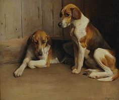 Sam Fulton  Foxhounds  Late 19th - early 20th century