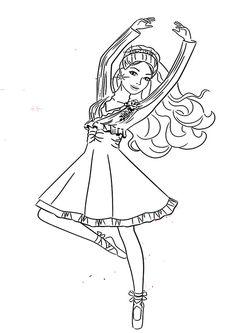Malvorlagen Barbie und der geheimnisvolle Pegasus Ausmalbilder 2 ...