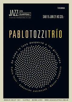 Festival Jazz en Claypole Posters 6