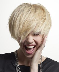 Tchip Coiffure Short Blonde Hairstyles