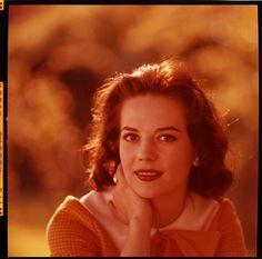 Natalie Wood. Serene.