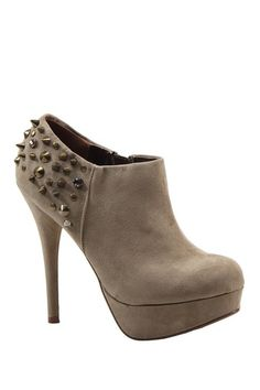 Luichiny In My Dreams Spiked Bootie by Falling For Shoes on @HauteLook