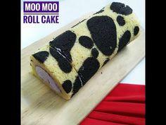 Moo Moo Roll Cake Bolu Gulung Kukus Inspirasi Dari Momoroll Chocomory Steamed Roll Cake