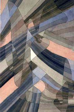 Paul Klee - Corrientes polifónicos