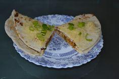 Fotorecept: Plnená tortilla - Recept pre každého kuchára, množstvo receptov pre pečenie a varenie. Recepty pre chutný život. Slovenské jedlá a medzinárodná kuchyňa Fajitas, Tacos, Pizza, Mexican, Tortillas, Ethnic Recipes, Food, Mince Pies, Essen