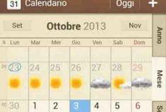 Galaxy S7 visualizzare previsioni meteo nel calendario   Allmobileworld.it