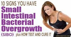 10 Signs You Have Small Intestinal Bacterial Overgrowth (SIBO) – schwangerschaft Gut Health, Health And Wellness, Health Tips, Health Resources, Health Articles, Alternative Health, Alternative Medicine, Asthma, Extreme Bloating
