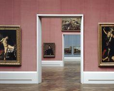 Galleries in the Gemaldegalerie, Berlin