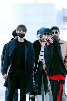 Minho and Jonghyun