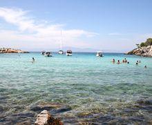 Agkistri island, Argosaronic gulf, Greece