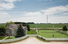 Have You Played on an Unusual Tennis Court? - NYTimes.com