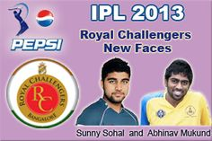 Royal Challengers sign two new batsmen prior to auction of IPL 2013