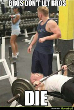 Not cool, bro! #workout #bodybuilding #bro